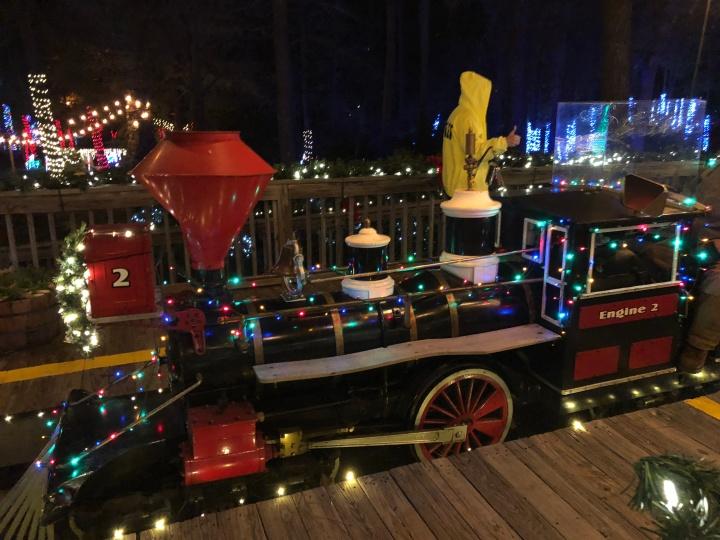Small Town Christmas–Gadsden, Alabama
